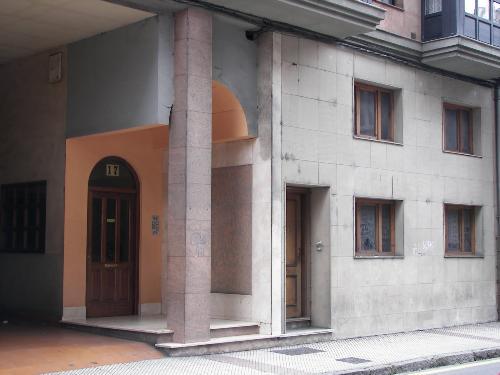 Local comercial de banco en sama de langreo en venta for Oficinas banco santander oviedo
