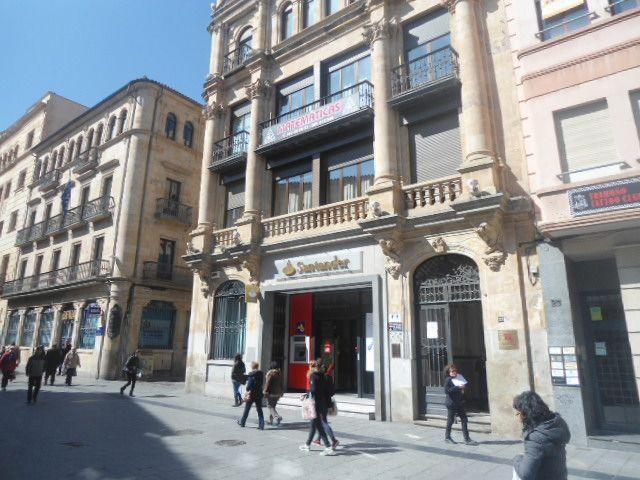 Oficina de banco en salamanca en venta 000000000000032440 for Oficinas banco santander salamanca