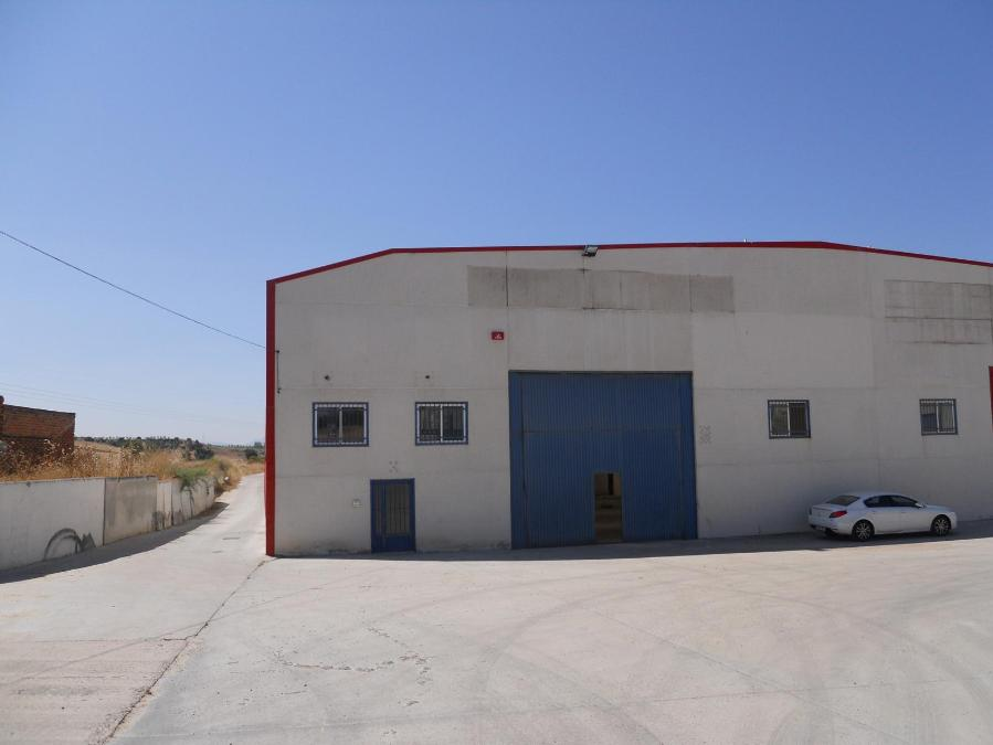 Nave Industrial-Madrid-00237715