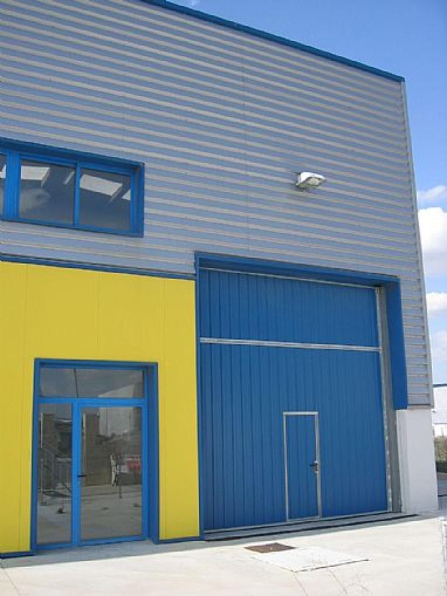 Nave industrial de banco en getafe en venta ba65785 for Oficina banco santander fuenlabrada