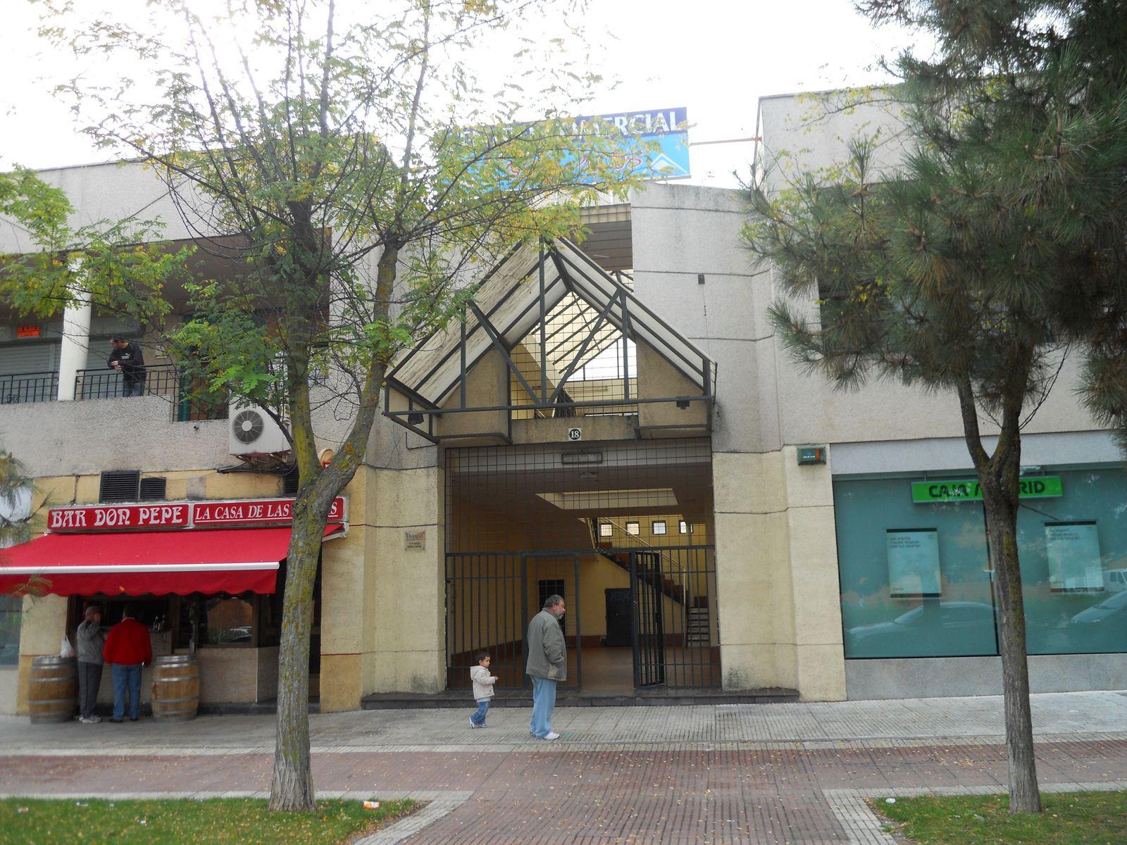 Oficina de banco en getafe en venta 00089634 altamira for Oficinas bankia getafe