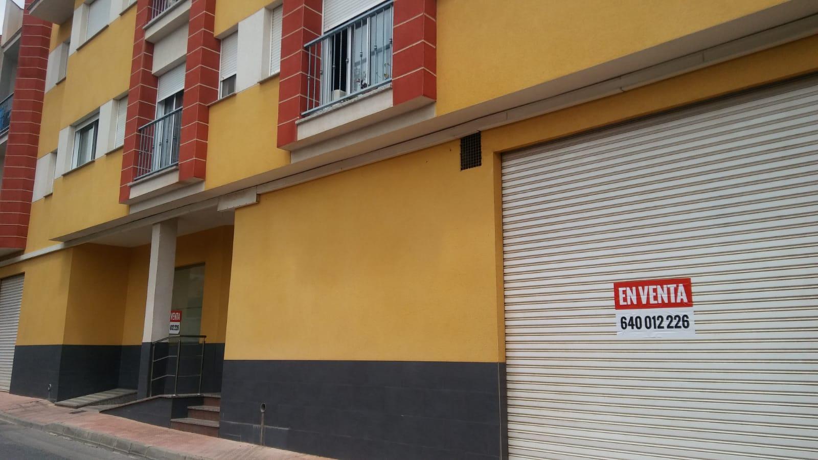 Local Comercial en Alhama de Murcia