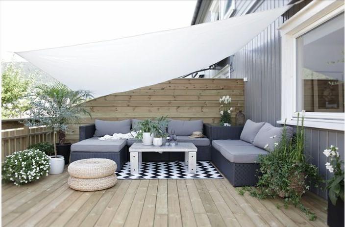 Jm spanish properties como decorar tu terraza con poco for Ideas para decorar azoteas